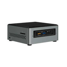 EWC Tech Intel Arches Canyon NUC with Celeron Processor
