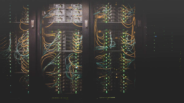 Picture of Server room